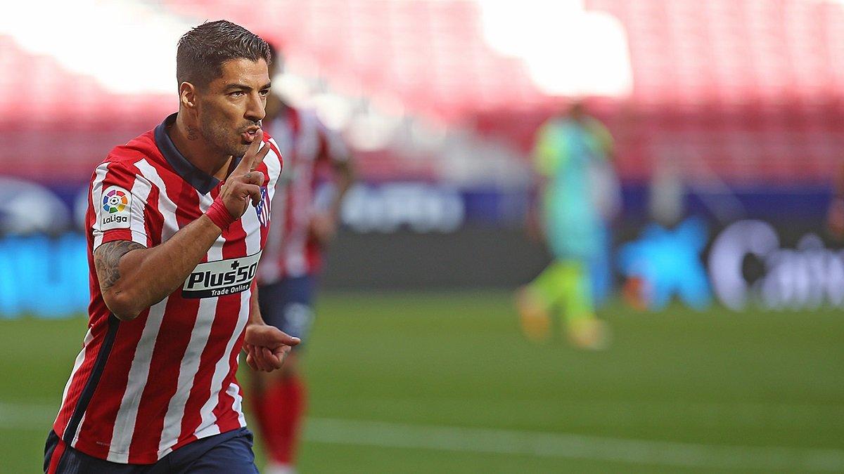 Разгром имени Суареса в видеообзоре матча Атлетико – Гранада – 6:1