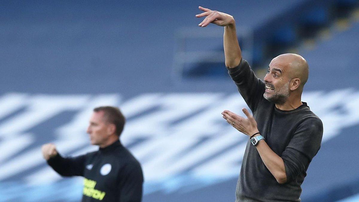 Гвардиола установил личный тренерский антирекорд – история стадиона Манчестер Сити тоже пострадала