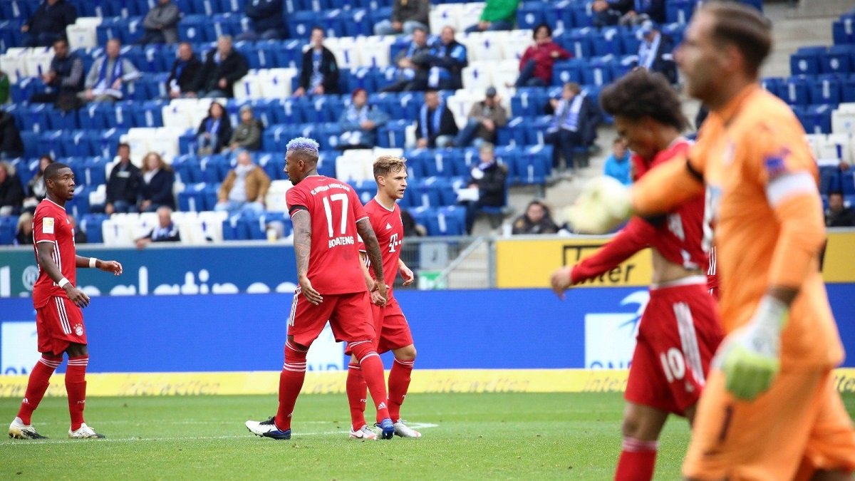 Хоффенхайм – Бавария - 4:1 – видео голов и обзор матча