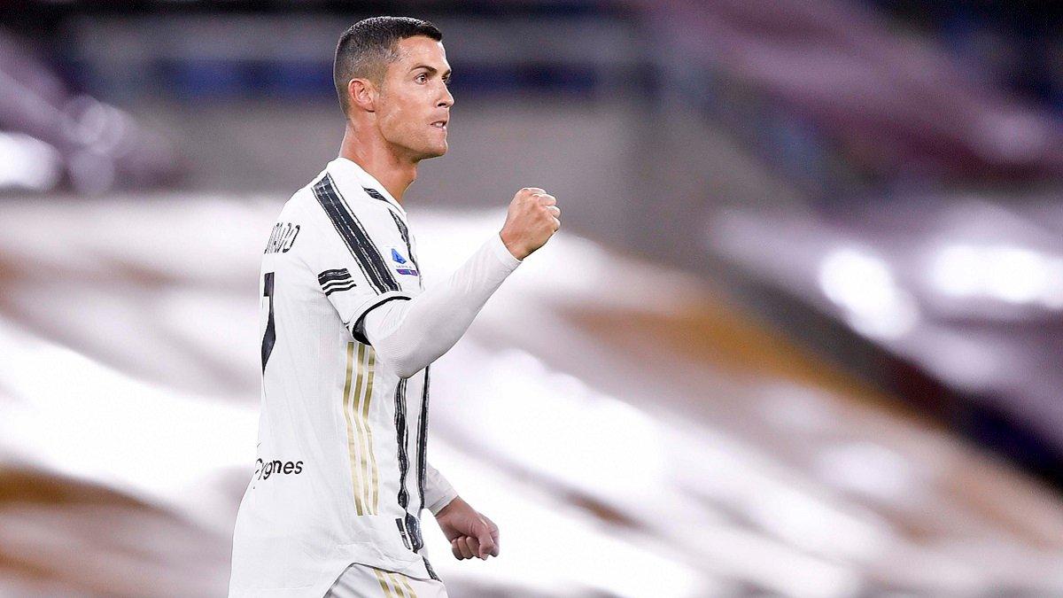 Дубль Роналду врятував Пірло від першої поразки в Серії А – відеоогляд матчу Рома – Ювентус