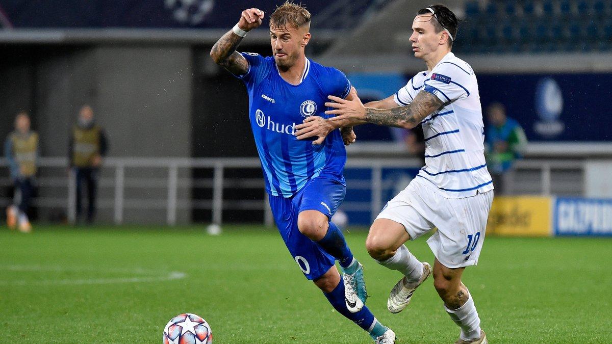Динамо – Гент: анонс ответного матча плей-офф Лиги чемпионов