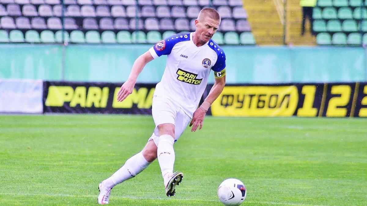 Капітан Львова Борзенко прокоментував жахливий старт команди в УПЛ
