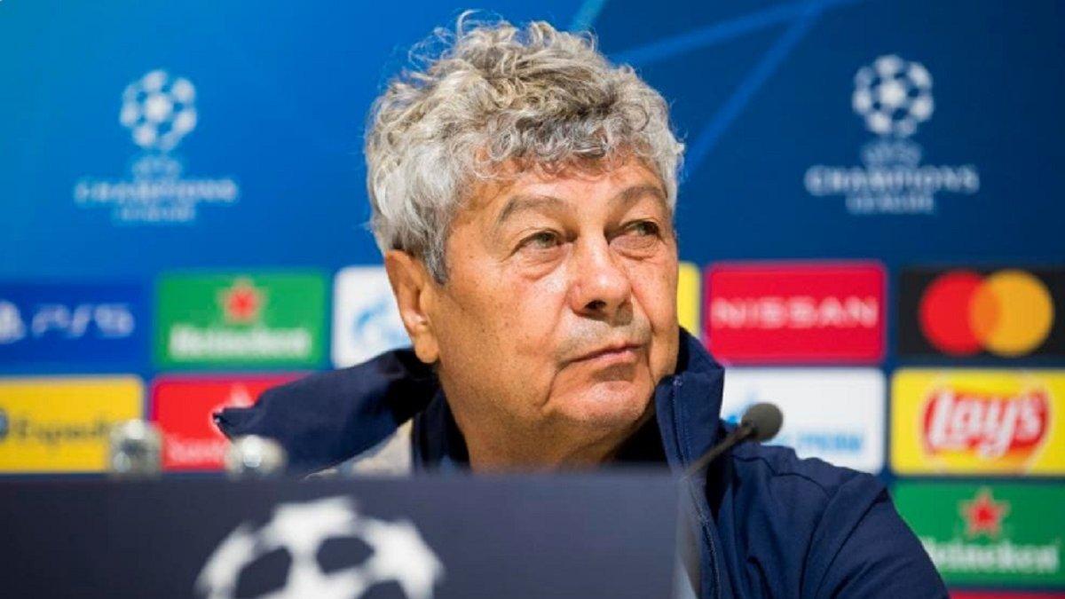 Динамо – Гент: предматчевая пресс-конференция Мирчи Луческу