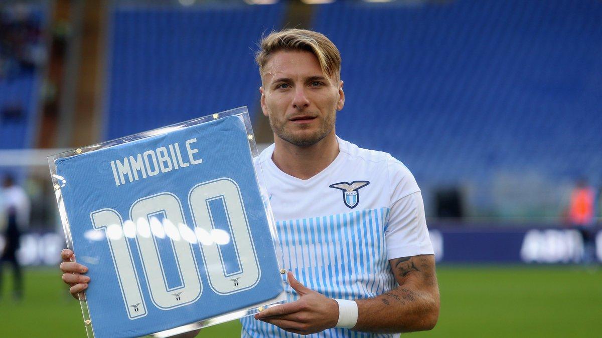 Иммобиле победил Роналду в номинации за лучшего игрока Серии А в прошлом сезоне