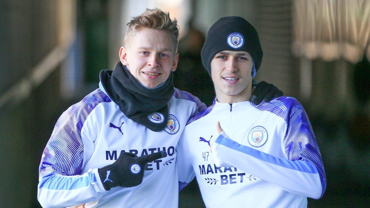 Манчестер Сити намерен увеличить зарплату Фодена в 5 раз