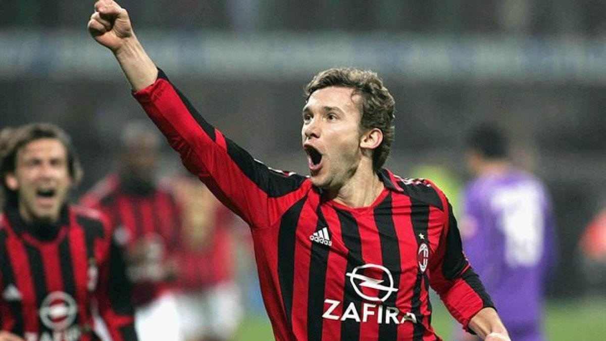 УЄФА пригадав голи Шевченка у складі Мілана в Лізі чемпіонів з нагоди дня народження українця – ностальгічне відео