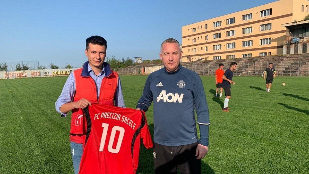 Гиоане возглавил клуб четвертого дивизиона Румынии