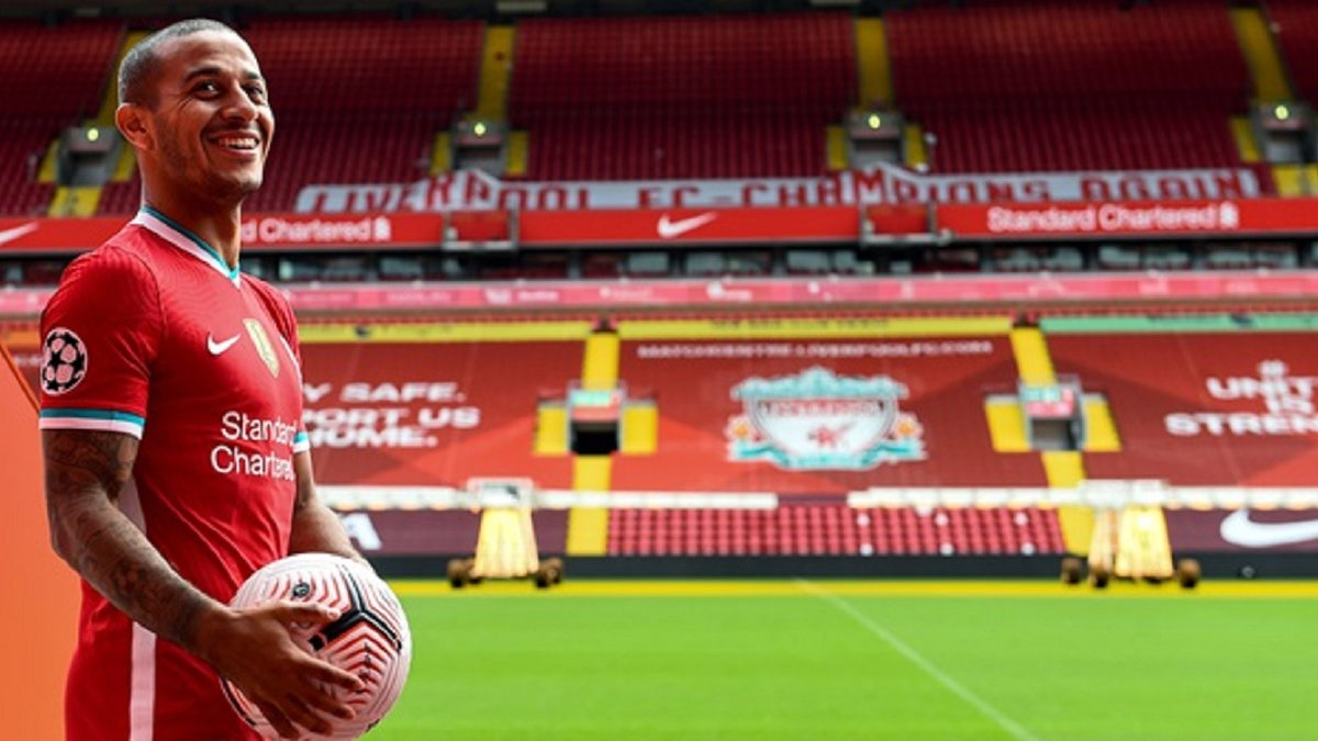 Алькантара сдал положительный тест на COVID-19 – испанец присоединился к Ливерпулю только две недели назад