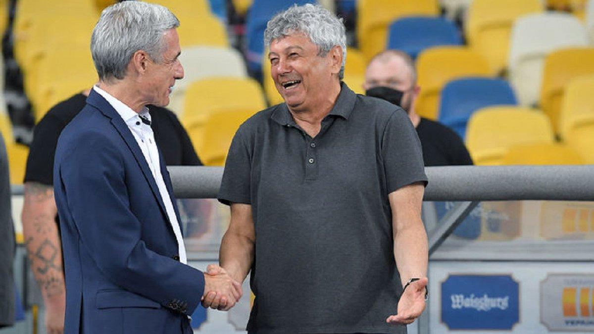 Луческу и Каштру не попали в список претендентов на звание лучшего тренера по версии УПЛ