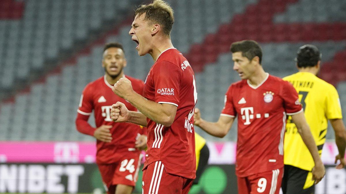 Бавария перестреляла Боруссию в ярком Суперкубке Германии – Киммих снова подписывает Дортмунду приговор