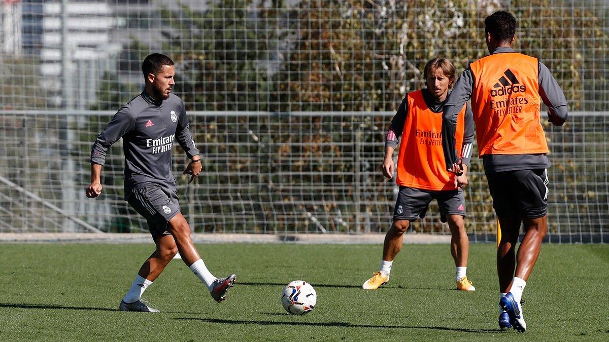 Азар вкотре травмувався – півзахисник Реала ризикує пропустити Ель Класіко з Барселоною