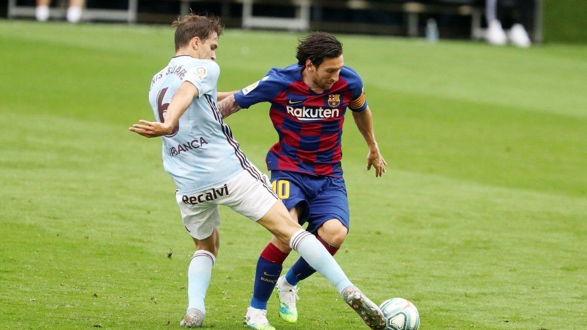 Сельта – Барселона: онлайн-трансляція матчу Ла Ліги