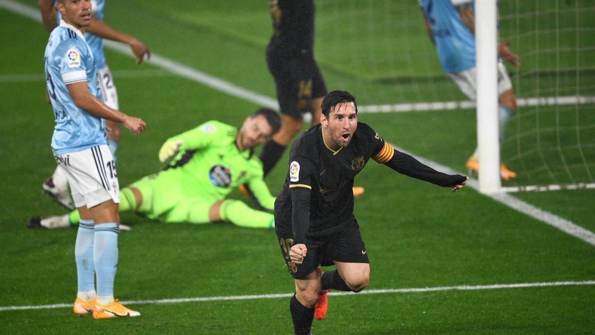 Барселона в меншості розгромила Сельту: клас вирішує усе, уроки для Динамо і уривчастість футболу Мессі та Фаті