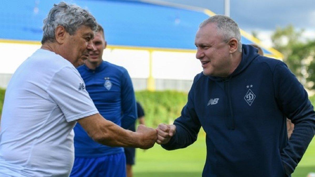 Луческу переглядає нових кандидатів на підсилення Динамо – Суркіс підтвердив перемовини з клубом АПЛ