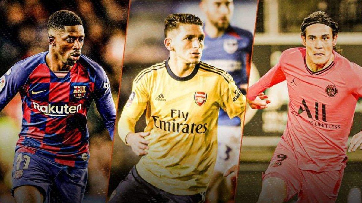 Трансферний дедлайн: топ-угоди МЮ і Арсенала, три новачки Баварії, провал Барселони – як це було