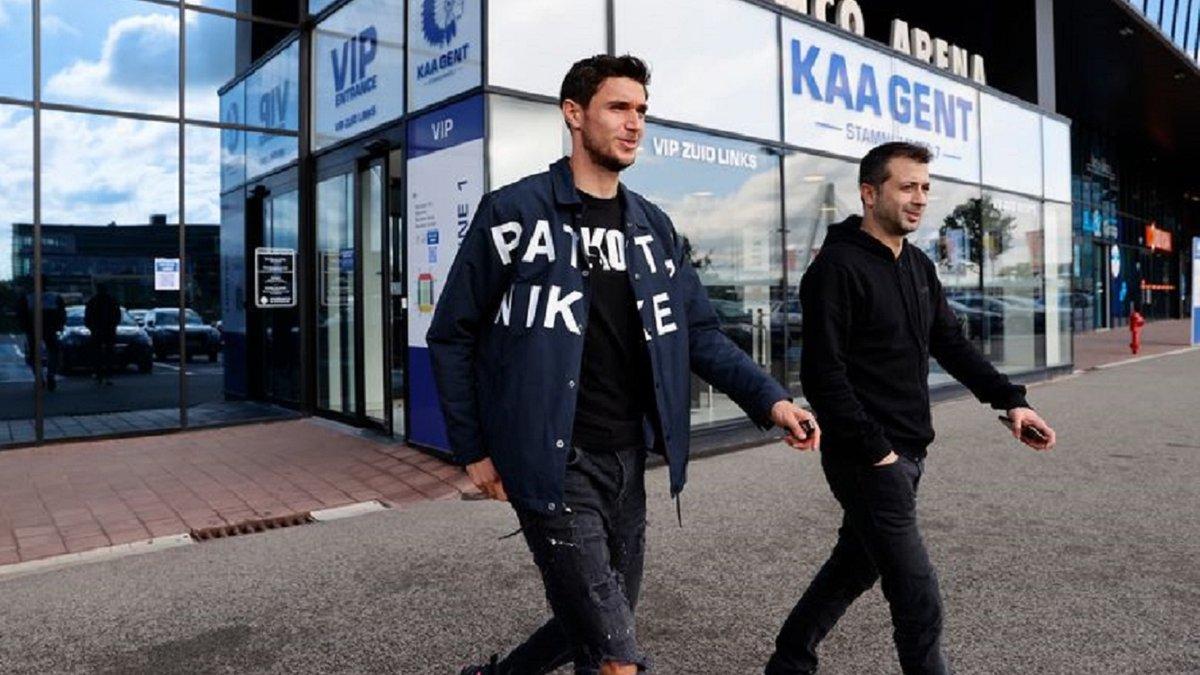 Яремчук встретился с руководством Гента и получил вердикт относительно своего будущего