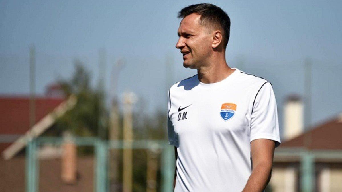 Остап Маркевич зізнався, роботою яких тренерів захоплюється найбільше