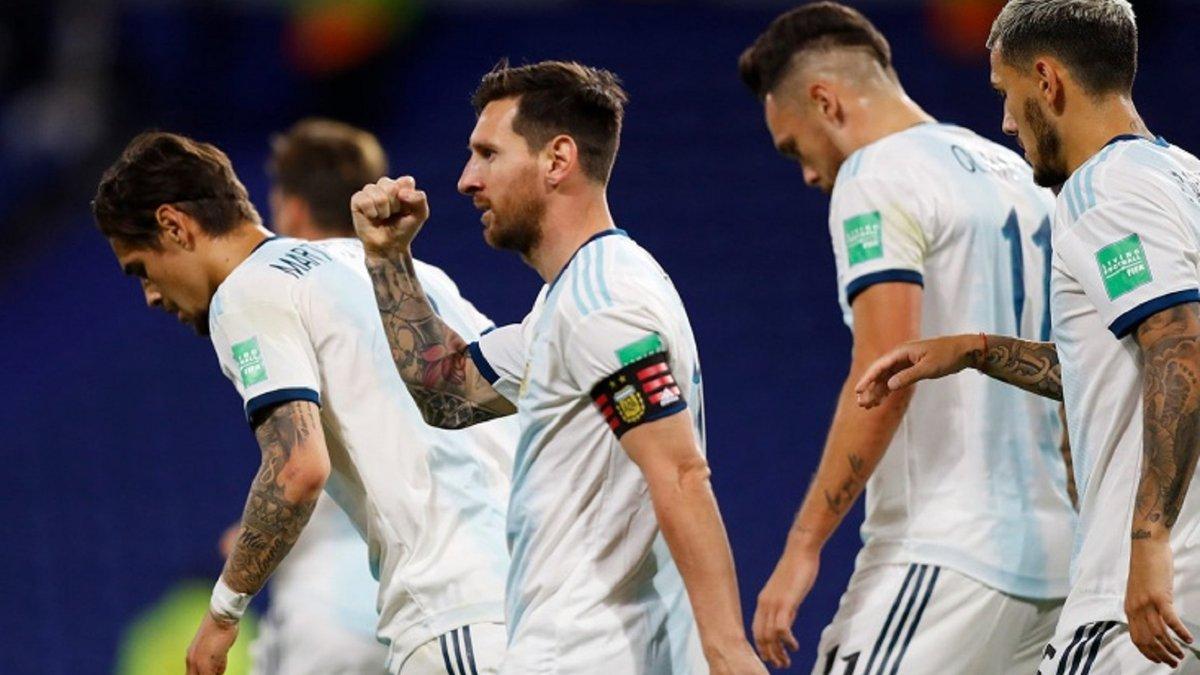 """""""Це був дуже складний рік"""", – Мессі поділився враженнями від повернення у збірну Аргентини"""