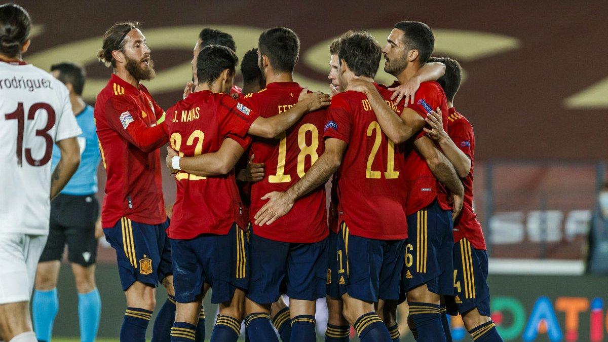Іспанія здолала Швейцарію завдяки жахливій помилці суперників і їде на матч з Україною в статусі лідера групи Ліги націй