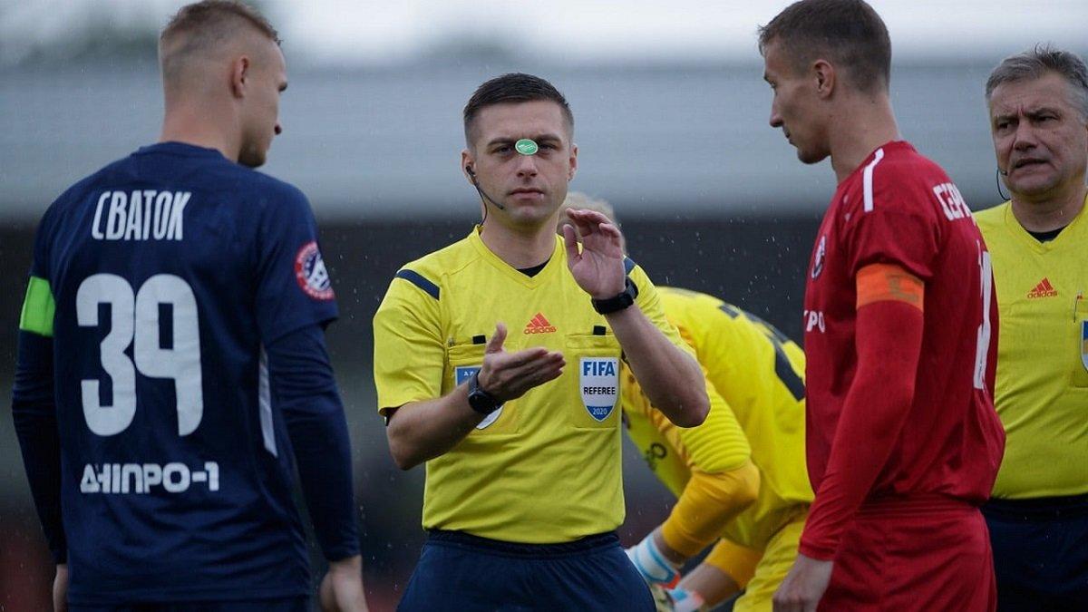 СК Дніпро-1 отримав офіційне рішення щодо матчу Кубка України – Йовічевічу інкримінували порушення регламенту