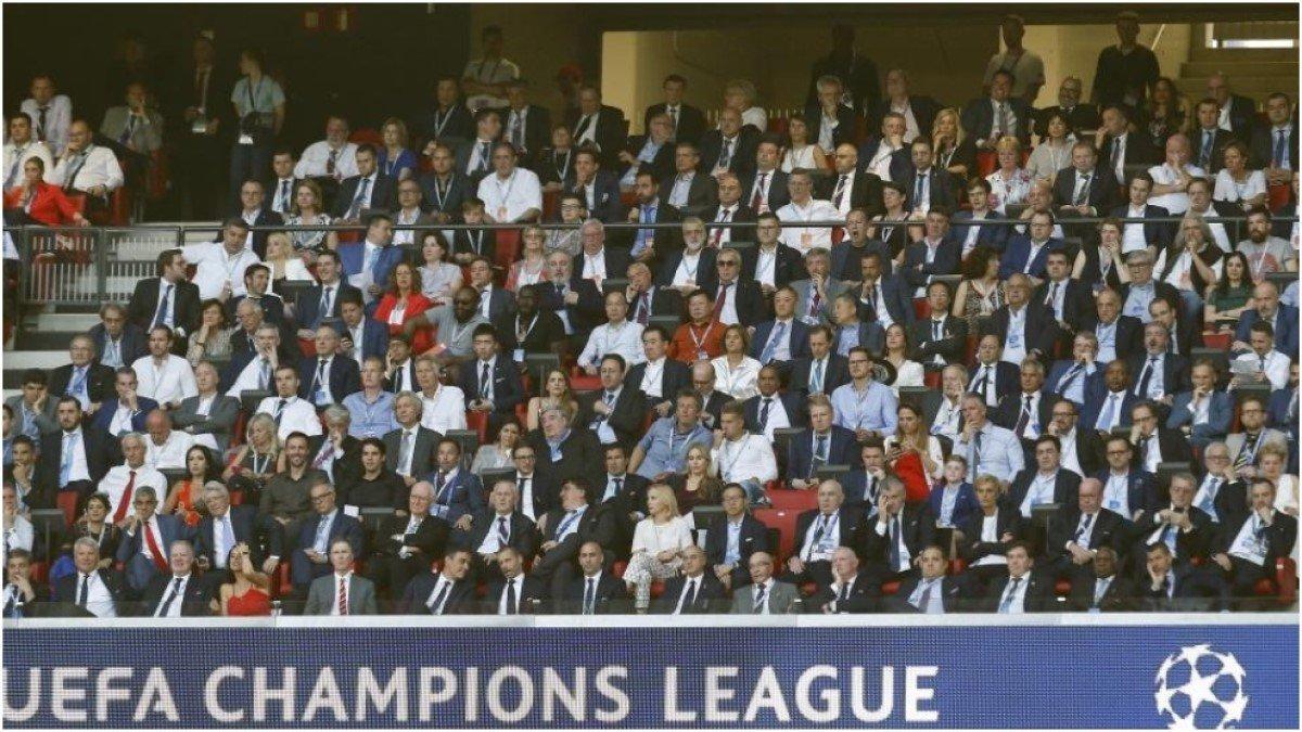 Мадрид закрыли на карантин – домашний матч Реала против Шахтера состоится при пустых трибунах
