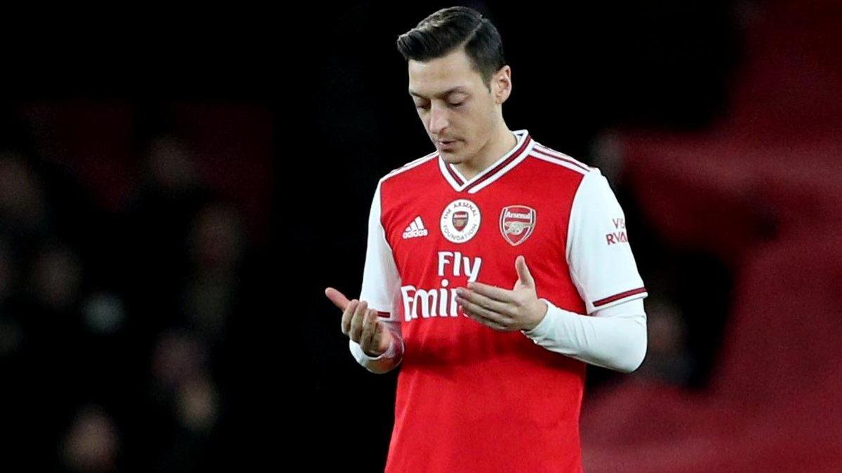 Озил хочет покинуть Арсенал – немец готов распрощаться с огромной суммой