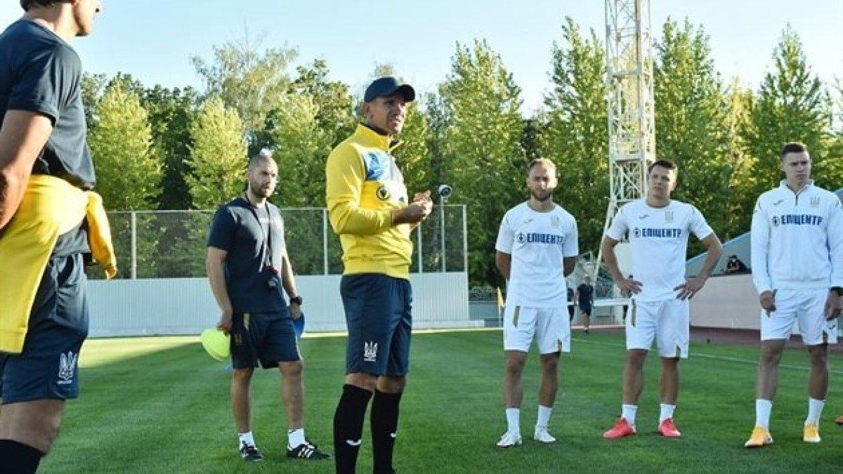 Украина – Германия: Шевченко назвал двух игроков, которые точно выйдут на поле