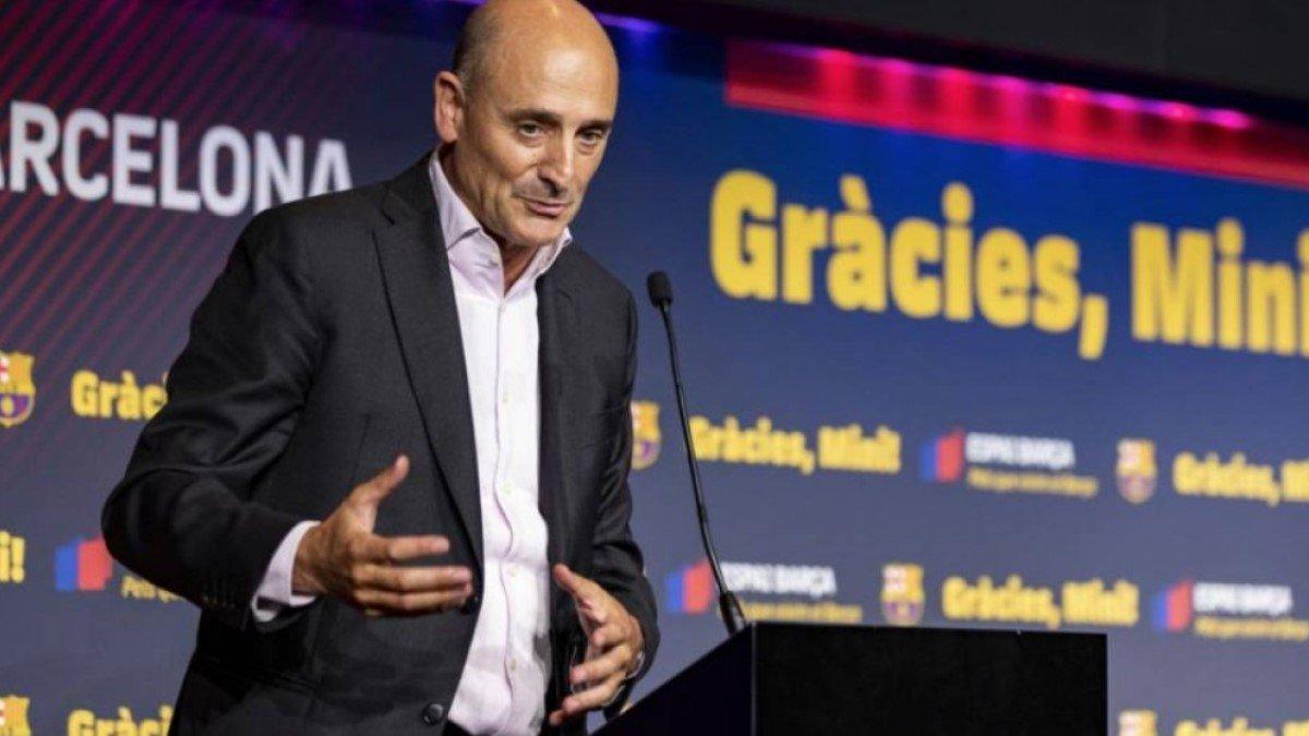 Вице-президент Барселоны: Не согласен, что наш менеджмент – катастрофа, успехи намного перевешивают ошибки