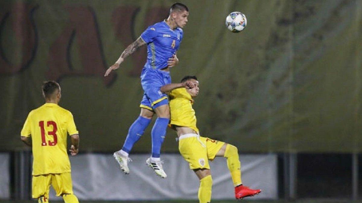 Суркис признался, за кем наблюдал во время победного матча Украины U-21 со сверстниками из Румынии