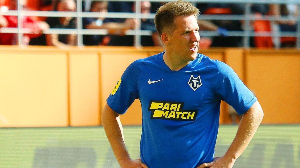 Балашов покинув російський Тамбов через два місяці після свого приходу