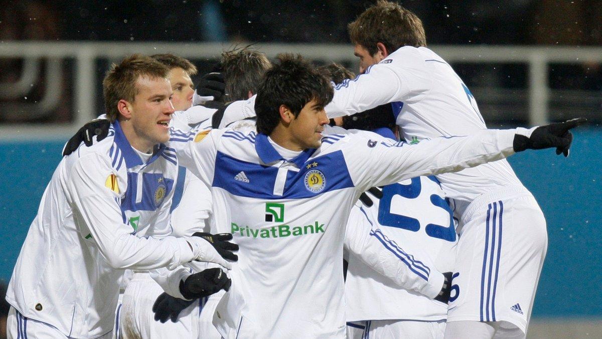 Динамо получило почти полмиллиона евро долга своего бывшего защитника