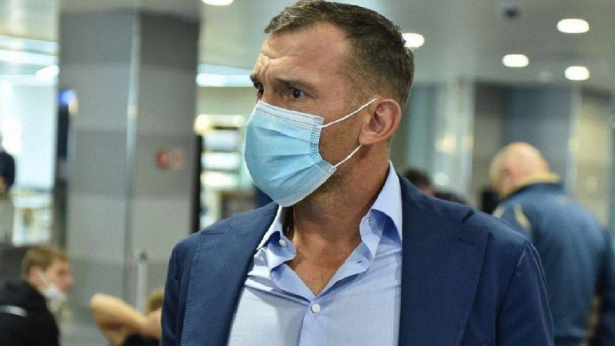 Украина – Германия: Шевченко доволен, несмотря на поражение, и поддержал Бущана после роковой ошибки в матче Лиги наций