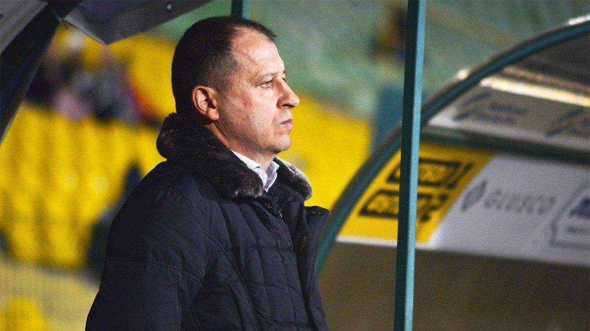 Рух однозначно прокоментував чутки щодо призначення Вернидуба головним тренером