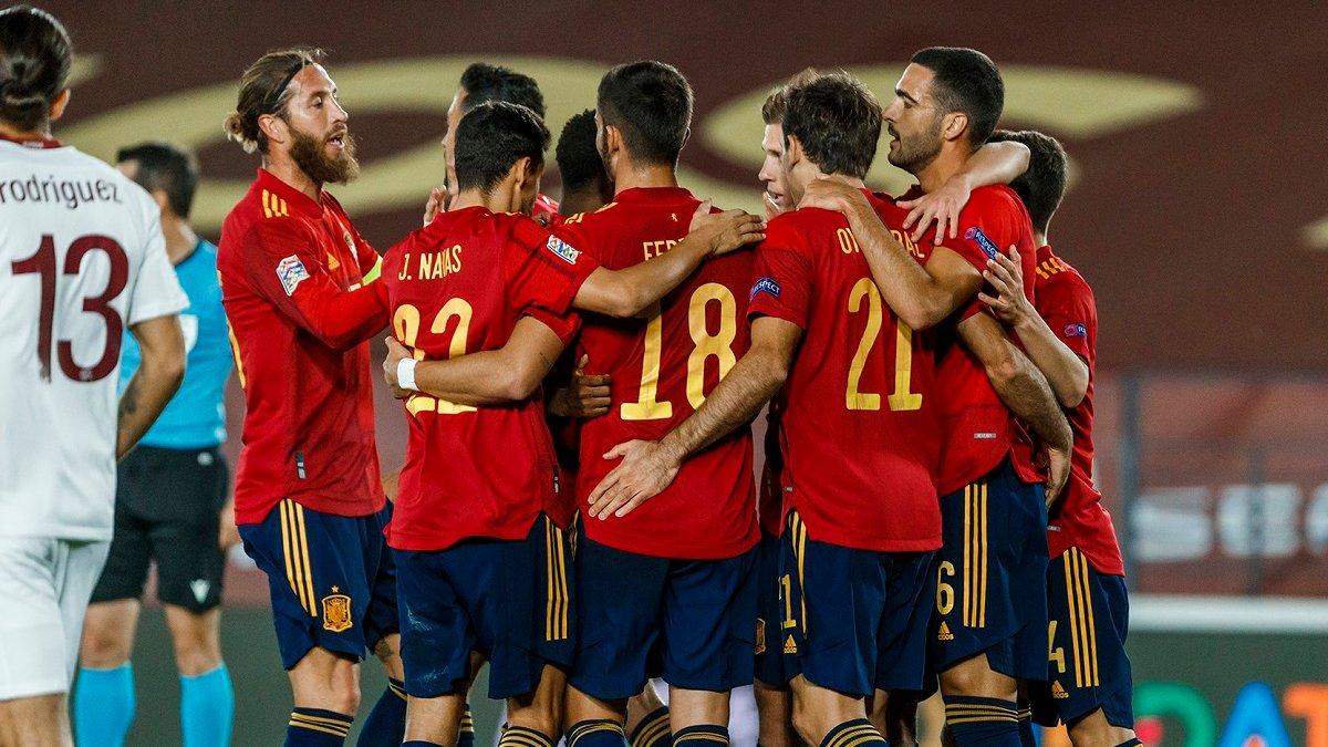 Украина – Испания: команда Луиса Энрике понесла две потери накануне матча Лиги наций