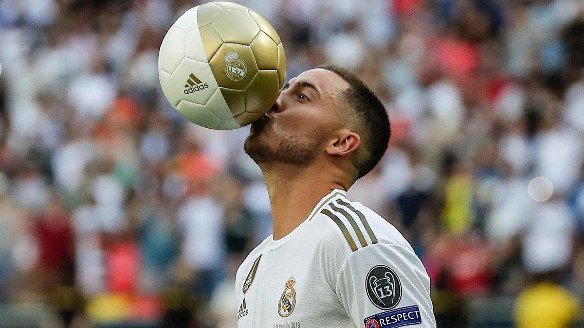 Азар после перехода в Реал подешевел почти на 100 миллионов евро