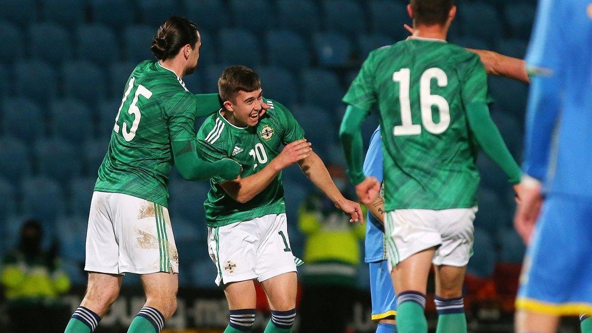 Украина U-21 проиграла Северной Ирландии и окончательно потеряла шансы на выход на Евро-2021