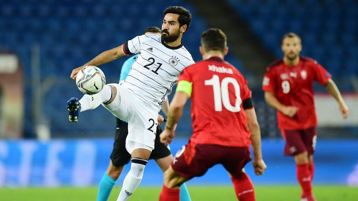 Германия – Швейцария: онлайн-трансляция матча Лиги наций – как это было