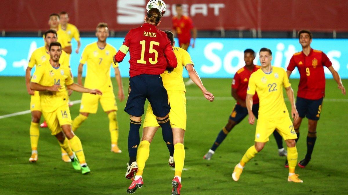 Україна – Іспанія: команди визначились із формою на матч Ліги націй