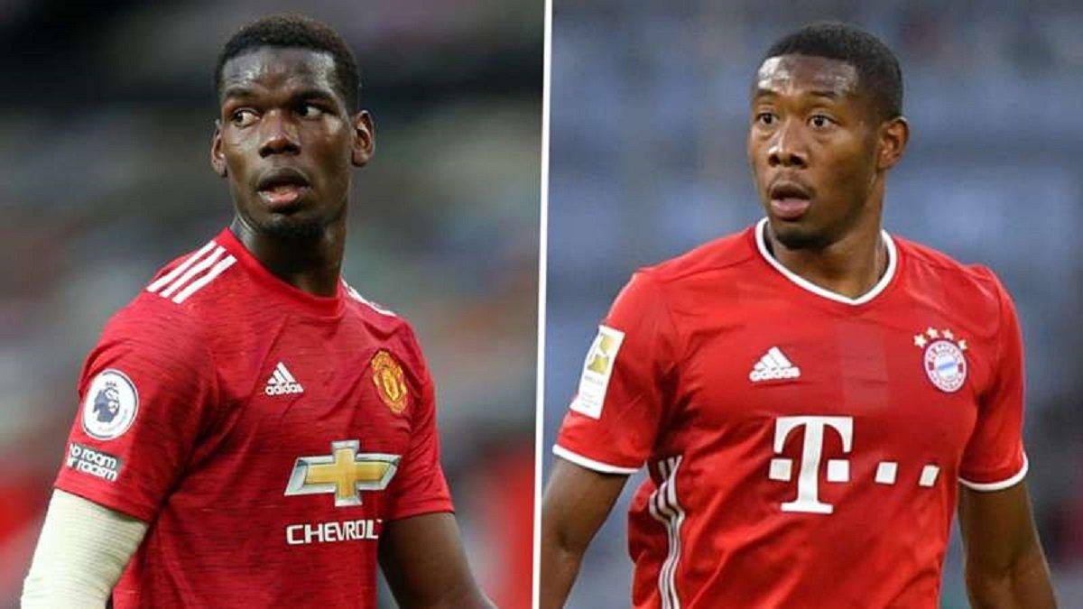 Барселона налаштована підписати двох зірок з Баварії та Манчестер Юнайтед
