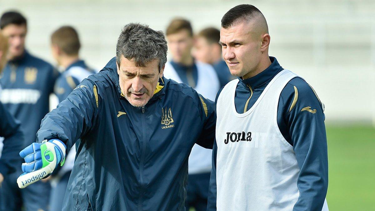 Украина – Испания: Зубков назвал залог успеха команды Шевченко в  матче Лиги наций