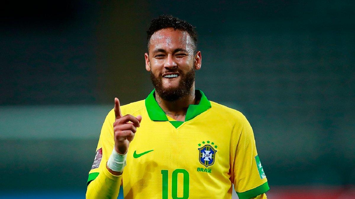 Неймар обошел Роналдо в списке бомбардиров сборной Бразилии – впереди только Пеле