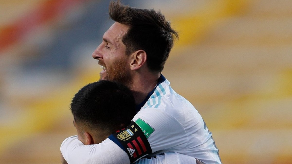 Месси эмоционально прокомментировал победу над Боливией в экстремальных условиях