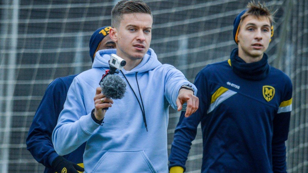 Верес объявил о подписании Поворознюка – известный YouTube-блоггер будет играть в Первой лиге