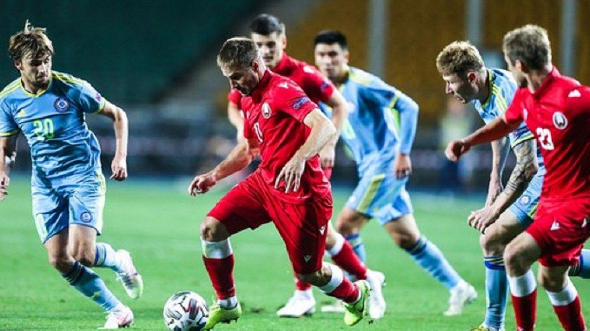 Ліга націй: Вербіч допоміг словенцям знищити збірну Молдови, Білорусь впевнено розібралась з Казахстаном