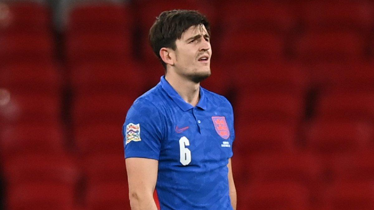 Збірна Англії побила свій антирекорд грубощів за календарний рік – нерви не витримали у молодого дебютанта