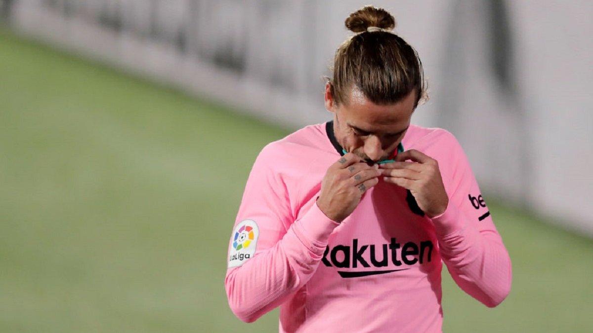 Хетафе сенсационно обыграл Барселону и догнал Реал на вершине Ла Лиги