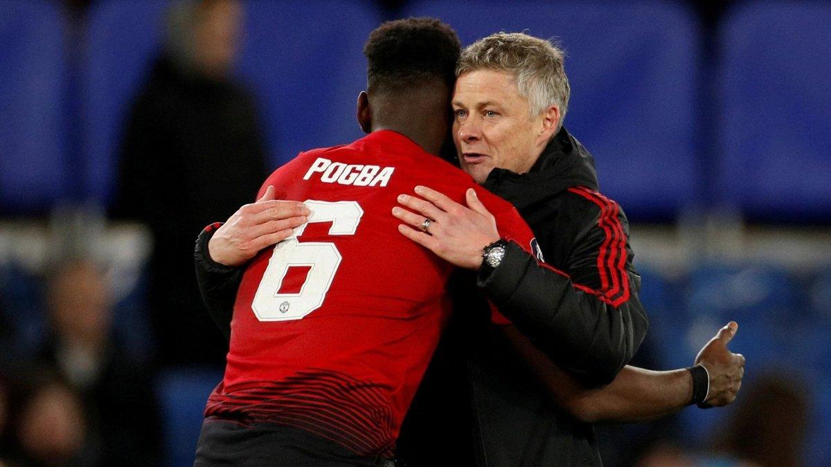 Манчестер Юнайтед продлил контракт Погба – за хавбеком охотился Зидан