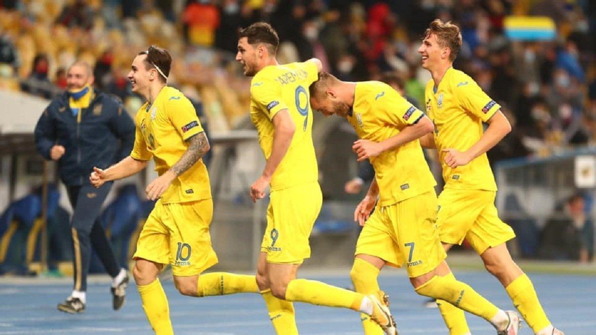 Головні новини футболу 14 жовтня: Україна піднялась у рейтингу ФІФА, Лунін має шанс зіграти у найближчому матчі Реала