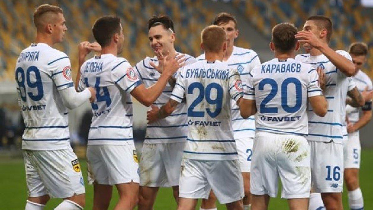 Рух – Динамо: Шапаренко похвалив львів'ян попри поразку