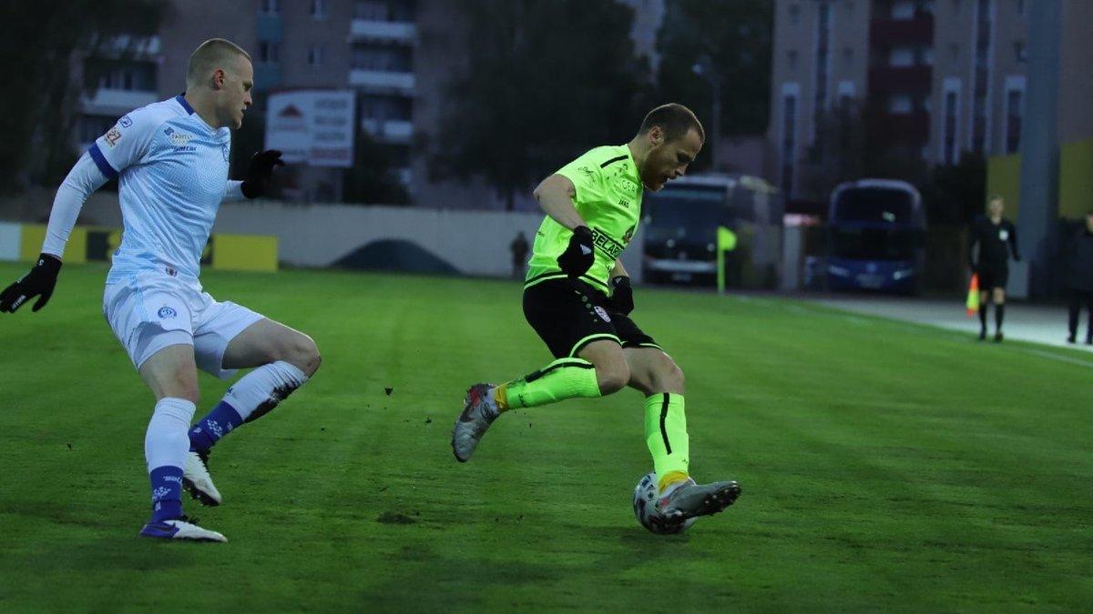 Мілевський та Хачеріді допомогли брестському Динамо розгромити суперника, Григорчук не скористався осічкою БАТЕ